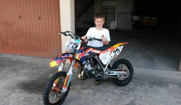 My new KTM 85 SX !!!